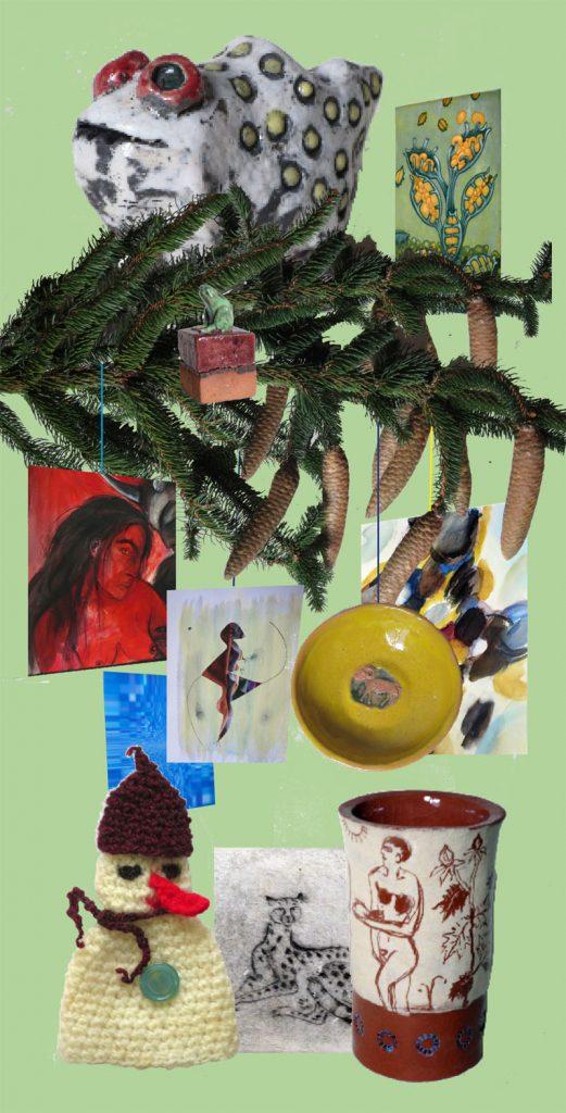Weihnachtsausstellung 2020